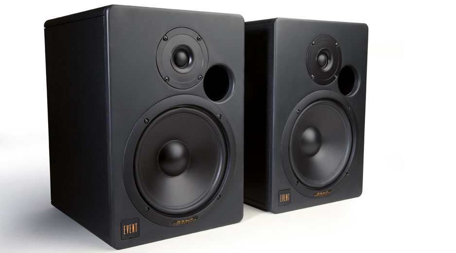 Best Studio Monitors 2020 Event Electronics | Reference Studio Monitoring | 2020BAS